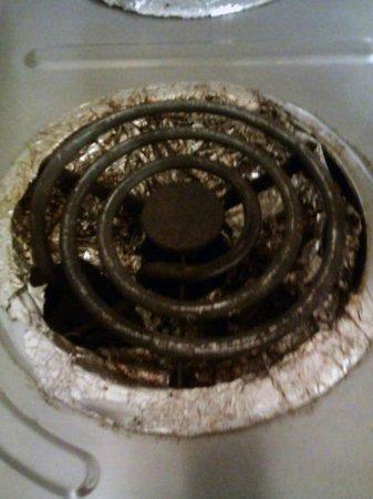 New Sun Gate : the burnt oven burner