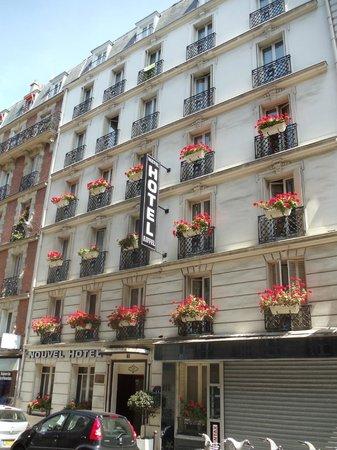 Nouvel Eiffel Hotel : hotel