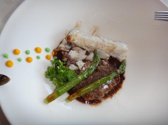 Ambroisie : la précision de la cuisson du poisson