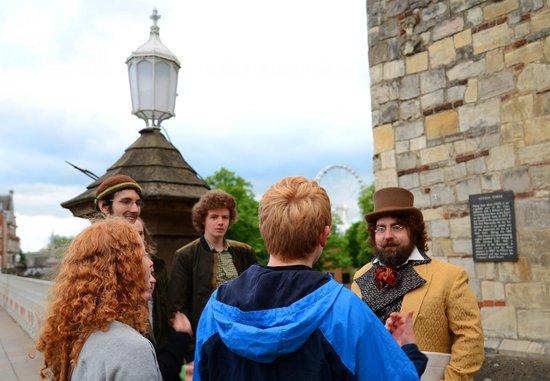 The History Post: Tour - By Lendal Bridge