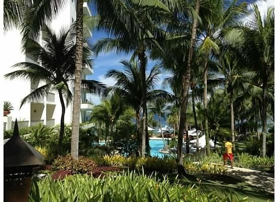 Shangri-La's Mactan Resort & Spa: Great stay, almost perfect