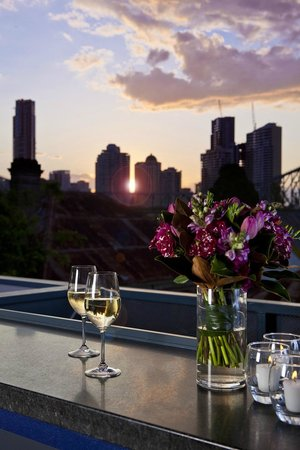 Spicers Balfour Hotel : View from the Rooftop Bar