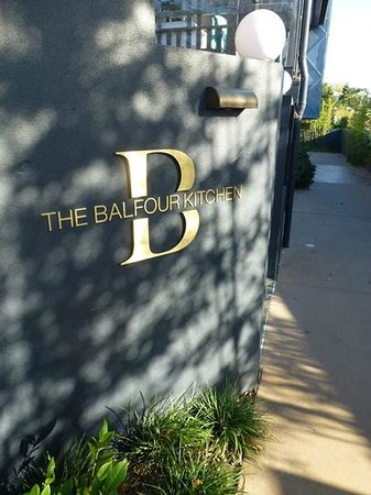 Spicers Balfour Hotel: Welcome