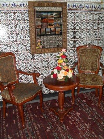 Riad Koutoubia : chambre famille
