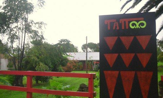 Kahina Lodge : front