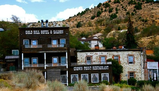 Gold Hill Hotel
