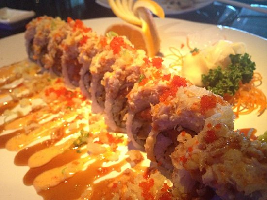 Bentobox Picture Of Wasabi Thai Sushi Sebastian