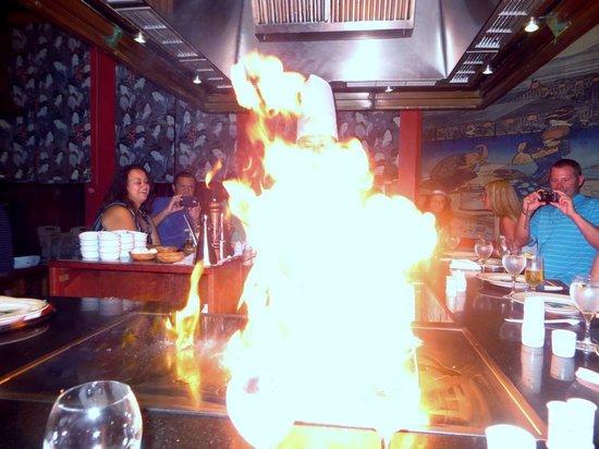 Iberostar Paraiso Maya: Japanese Restaurant