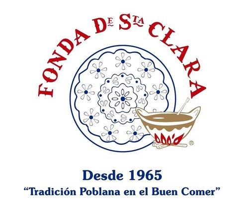 Fonda de Santa Clara - Angelopolis: Logotipo