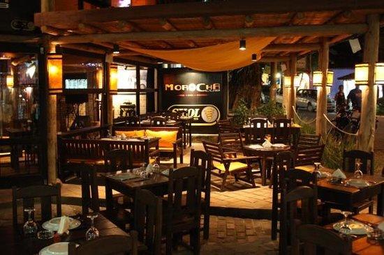 Morocha Club : area externa