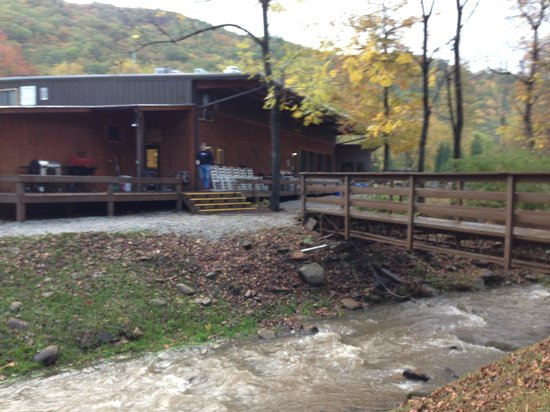 Iron Horse Motorcycle Lodge: lodge