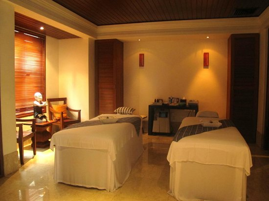 Karma Jimbaran: Treatment suite at Karma Spa