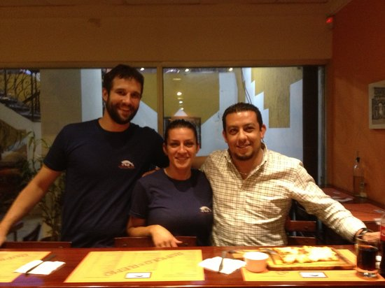 Romolo e Remo : Mis amigos Italianos....