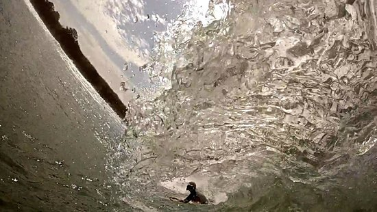 ThunderBomb Surf Camp: GoPro Island view, Rick