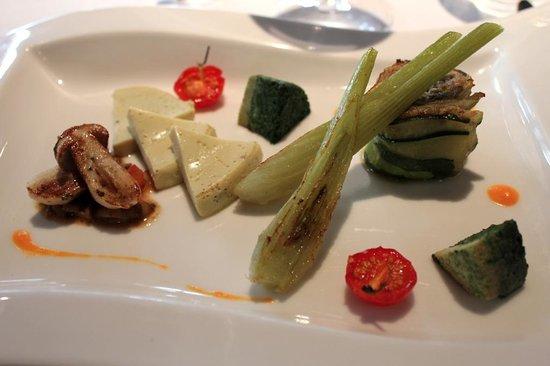 L'Hippocampe: Veggie dish