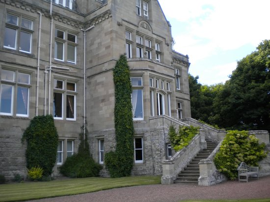 Tillmouth Park Country House Hotel: hotel