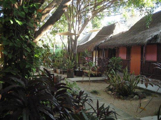 Secret Garden Hotel: Hotel