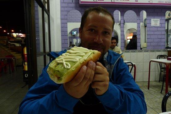 Roly Sandwich