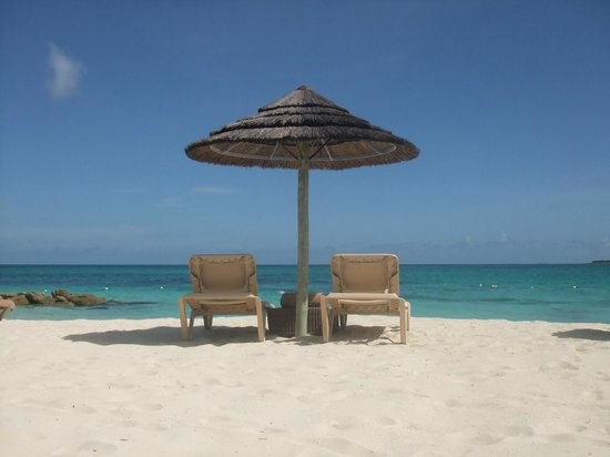 Beach - Sandals Royal Bahamian Spa Resort & Offshore Island: .