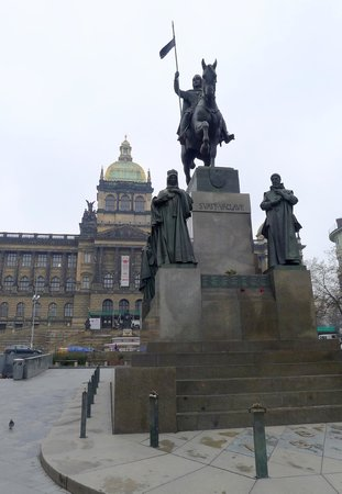 St. Wenceslas Monument