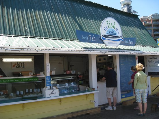 The Fish Store at Fisherman's Wharf: Fish Store Restaurant