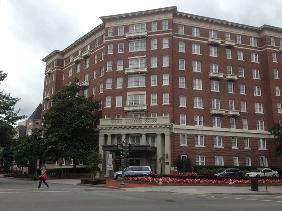 The Fairfax at Embassy Row, Washington D.C.: Fairfax Hotel