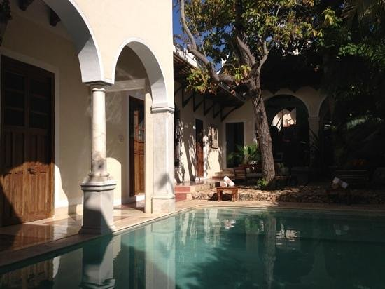 Casa Lecanda Boutique Hotel: nice place to be
