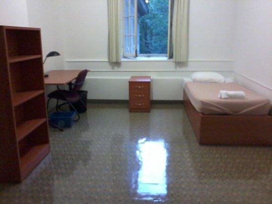 Grey Nuns Residence: dorm room 1