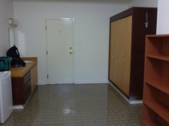 Grey Nuns Residence: dorm room 2