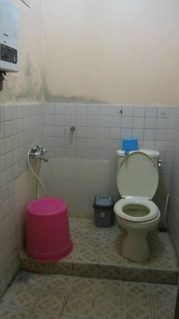 Catimore Homestay : Bathroom