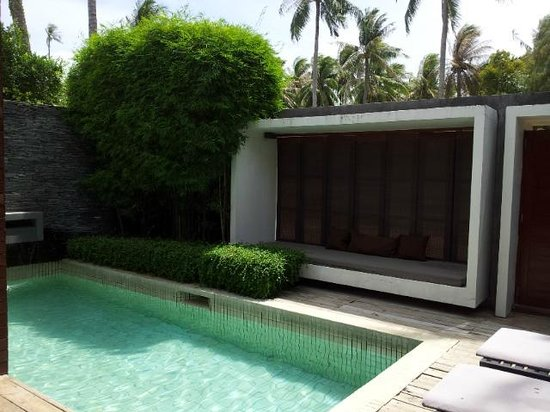 X2 Koh Samui Resort - All Spa Inclusive: Villa view