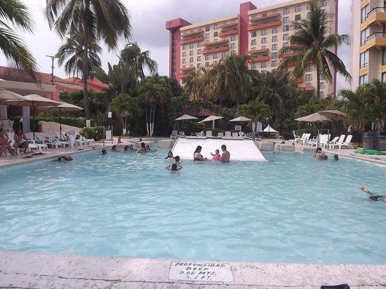 Hotel Fontan Ixtapa: Alberca