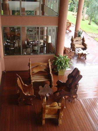 Amerian Portal del Iguazu: Deck