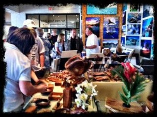 The Art and Craft Fair at Maalaea Harbor
