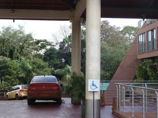 Amerian Portal del Iguazu: Entrada