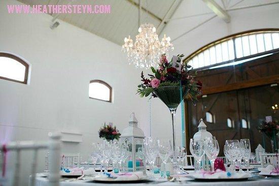Zorgvliet Country Lodge: Reception Venue