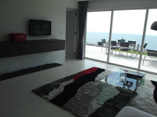 Infinity Residences & Resort Koh Samui: There is literally a stunning view from every room
