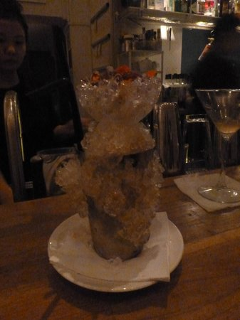 Bar Stories: Frozen Berries Cocktail