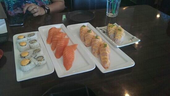 Li-Ao Sushi: Soooooo good !