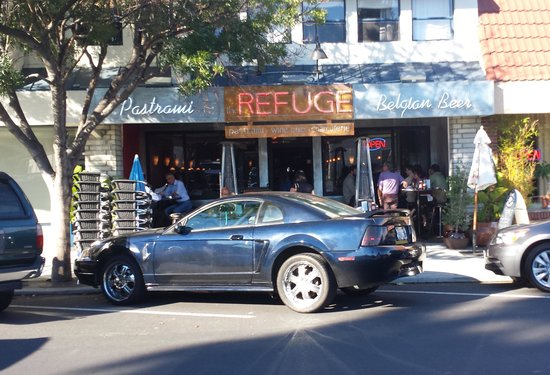 Photo of American Restaurant Refuge at Laurel Street, San Carlos, CA 94070, United States