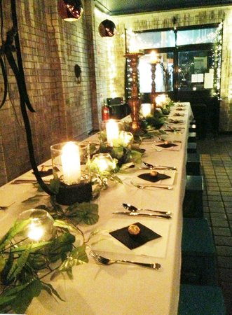 WaterHorse \ Long Table Dinner\  (Table Setting Dinner Event) & Long Table Dinner\