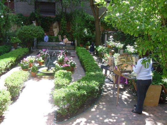 Museu Sorolla: Garden