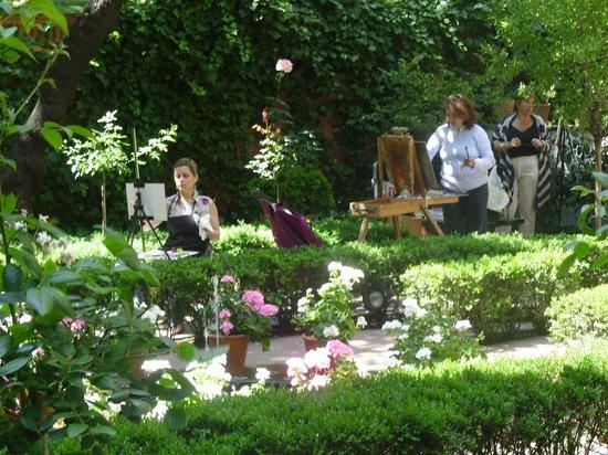 Museo Sorolla: Garden