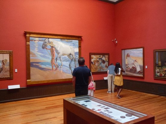 Museo Sorolla: Sorolla's paintings