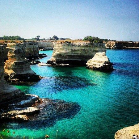 Provincia de Lecce, Italia: le paradis pieds dans l'eau