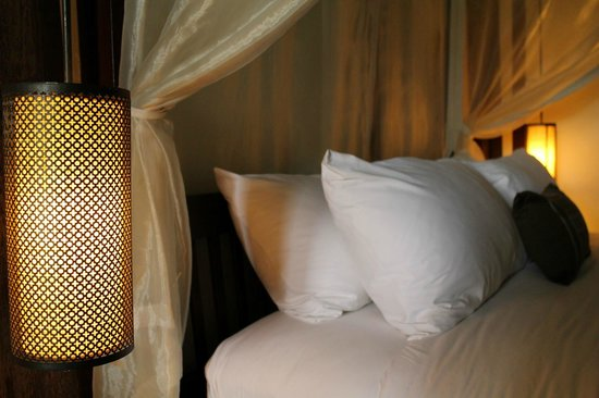 Hotel 3 Nagas Luang Prabang MGallery by Sofitel : bed