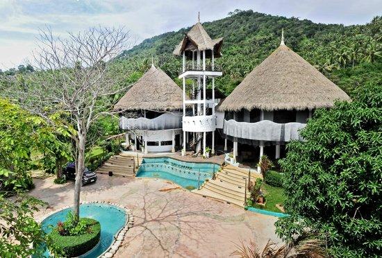 Koh Tao Cabana: Lobby
