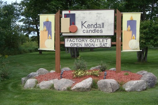 Pequot Lakes, MN: Kendall Candles