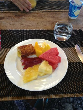 Rimping Village: Breakfast