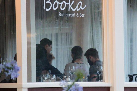 Booka Restaurant: Dinner